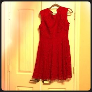 Maggy London Lace Dress